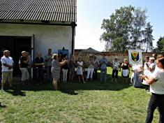 Návštěva hodnotitelské komise Vesnice roku 2018