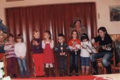 Vystoupení dětí zMŠ Radnice