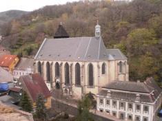 Kostel Nanebevzetí Panenky Marie Krupka
